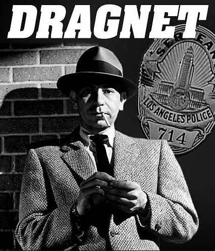 Dragnet on Boomer Boulevard